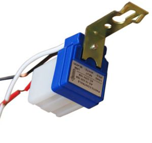 Kingdom Electronics - 12V Day Night Switch Dome on